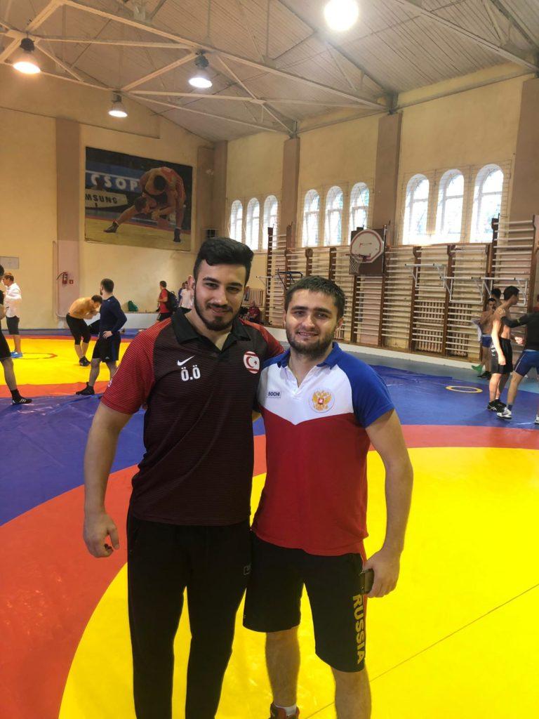 Rusya Güreş Ozper Ozorun Antrenman Spor (10)