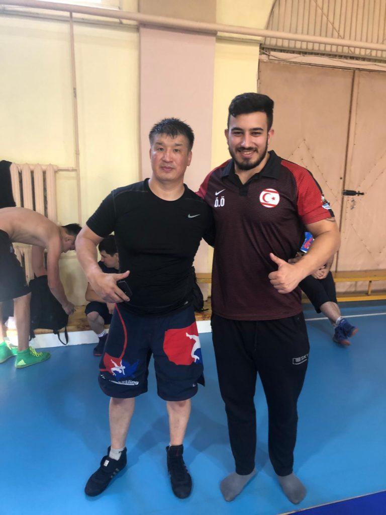 Rusya Güreş Ozper Ozorun Antrenman Spor (11)
