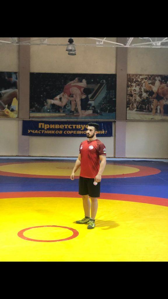 Rusya Güreş Ozper Ozorun Antrenman Spor (21)