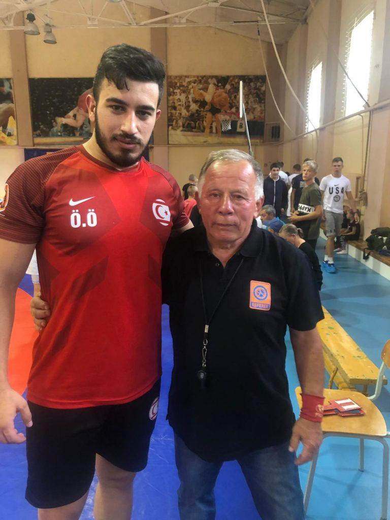 Rusya Güreş Ozper Ozorun Antrenman Spor (6)
