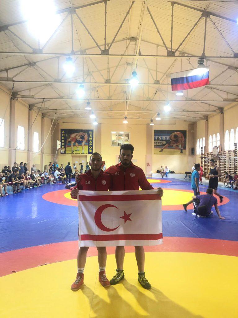 Rusya Güreş Ozper Ozorun Antrenman Spor (7)